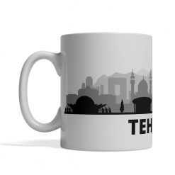 Tehran Personalized Coffee Cup