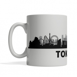 Tokyo Personalized Coffee Cup