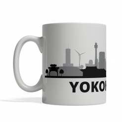 Yokohama Personalized Coffee Cup