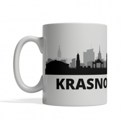 Krasnoyarsk Personalized Coffee Cup