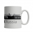 Novosibirsk Cityscape Mug