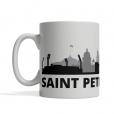 Saint Petersburg Personalized Coffee Cup