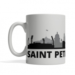 Saint Petersburg Personalized Coffee Cup