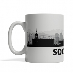 Sochi Personalized Coffee Cup