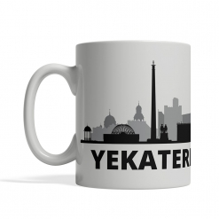 Yekaterinburg Personalized Coffee Cup