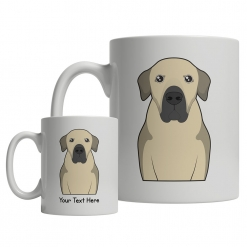 Anatolian Shepherd Cartoon Mug