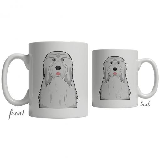 Bearded Collie Coffee Mug