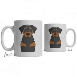 Coonhound Coffee Mug