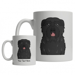 Bouvier des Flandres Cartoon Mug