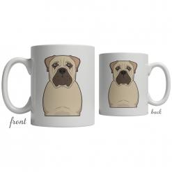 Bullmastiff Coffee Mug