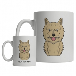 Cairn Terrier Cartoon Mug