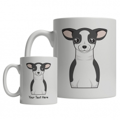 Chihuahua Cartoon Mug