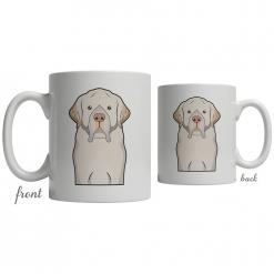Clumber Spaniel Coffee Mug