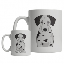 Dalmatian Cartoon Mug