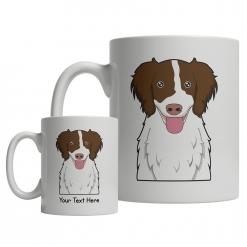 English Springer Spaniel Cartoon Mug
