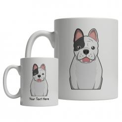 French Bulldog Cartoon Mug