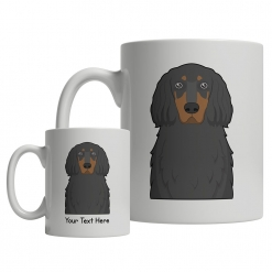 Gordon Setter Cartoon Mug