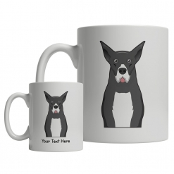 Great Dane Cartoon Mug