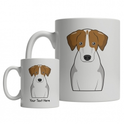 Harrier Cartoon Mug