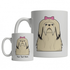 Havanese Cartoon Mug