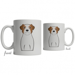 Jack Russell Terrier Coffee Mug
