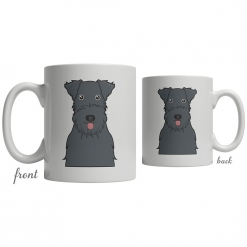 Kerry Blue Terrier Coffee Mug
