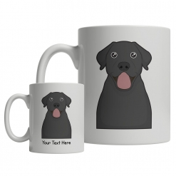 Labrador Retriever Cartoon Mug
