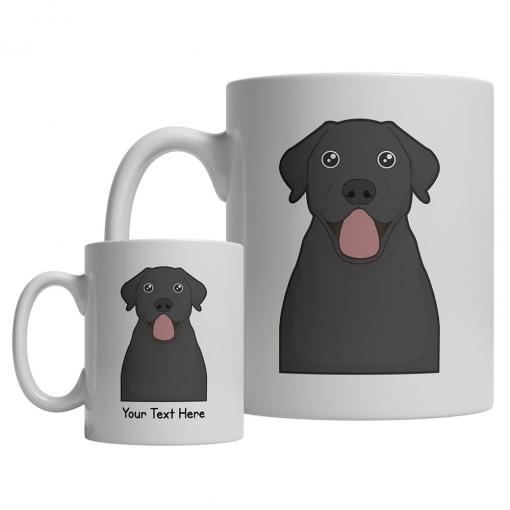 Labrador Retriever Cartoon Mug
