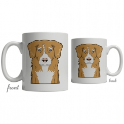 Nova Scotia Duck Tolling Retriever Coffee Mug
