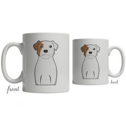 Parson Russell Terrier Coffee Mug