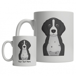 English Pointer Cartoon Mug