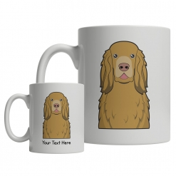 Sussex Spaniel Cartoon Mug