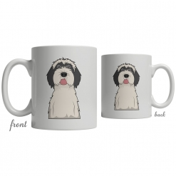 Tibetan Terrier Coffee Mug