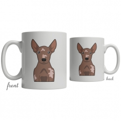 Xoloitzcuintli Coffee Mug