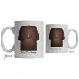 American Water Spaniel Cartoon Coffee Cup