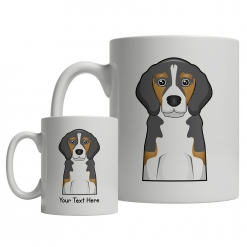 Beaglier Cartoon Mug