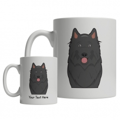 Belgian Shepherd Cartoon Mug