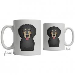 Coonhound Coffee Mug