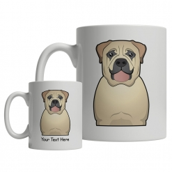 Boerboel Cartoon Mug