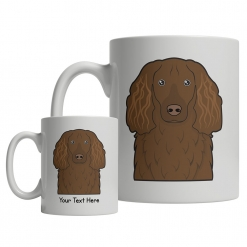 Boykin Spaniel Cartoon Mug