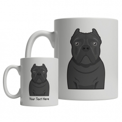 Cane Corso Cartoon Mug