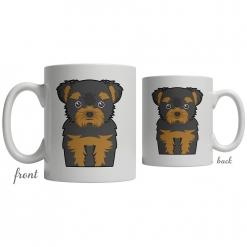 Chorkie Coffee Mug