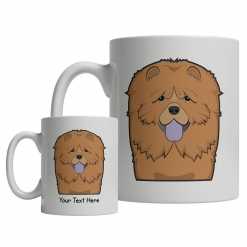 Chow Chow Cartoon Mug