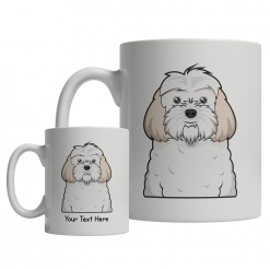 Cockapoo Cartoon Mug