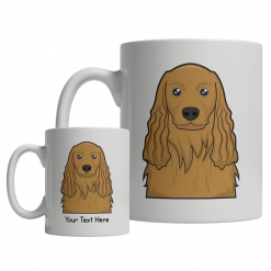 Cocker Spaniel Cartoon Mug