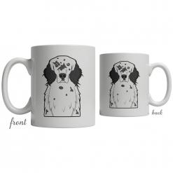 English Setter Coffee Mug