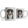 Entlebucher Mountain Dog Coffee Mug