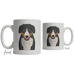 Entlebucher Mountain Dog Coffee Mug
