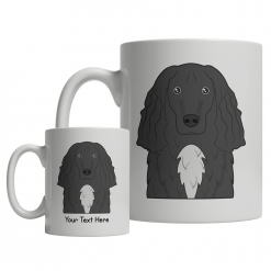 Field Spaniel Cartoon Mug