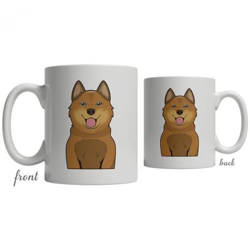 Finnish Spitz Coffee Mug